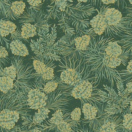 BEN- My Little Chickadee Pine Forest Green