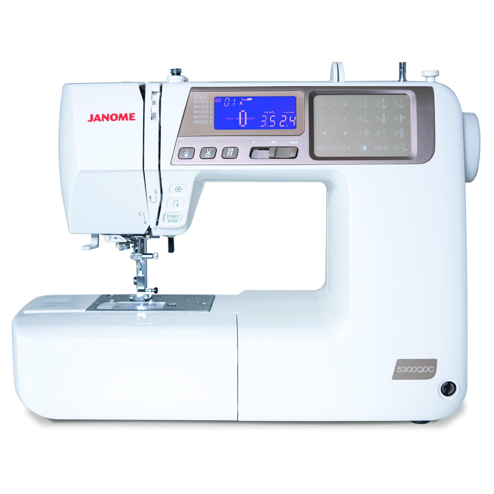 JANMACH- 5300 QDC