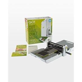 GO!- Machine Go! Fabric Cutter Starter Set
