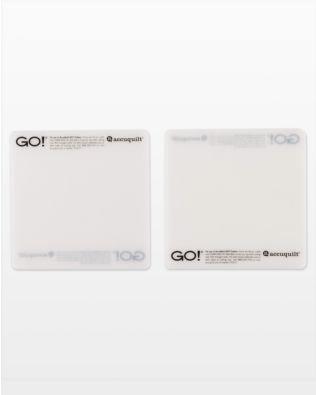GO!- Cutting Mats 6 x 6 2-Pack