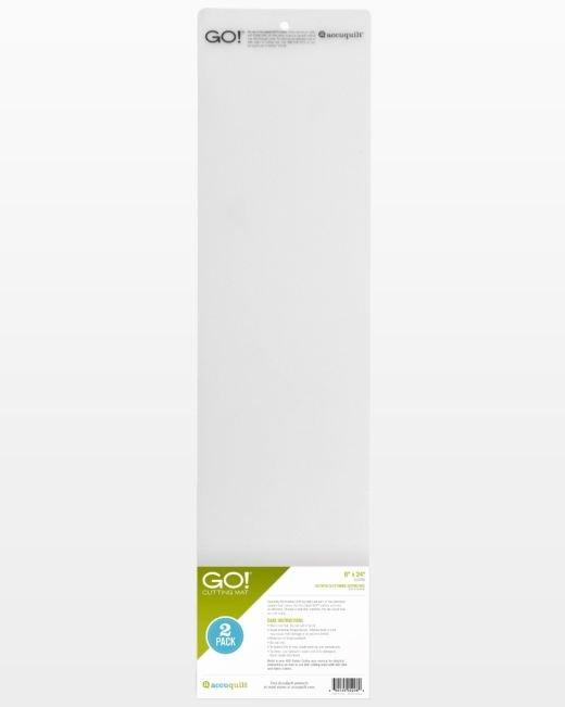 GO!- Cutting Mat 6 x 24 - 2 Pack
