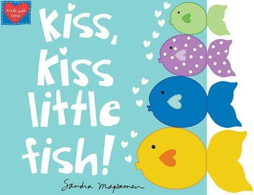 PANEL- Huggable & Loveable IX Kiss Kiss Book