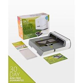 GO!- Machine Go! Big Electric Fabric Cutter Starter Set