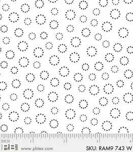 PandB- Ramblings 9 743W Dotted Circles