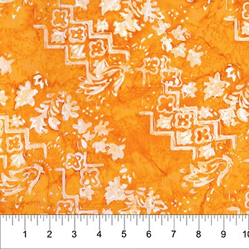 BB- Intaglio Orange Garden Path
