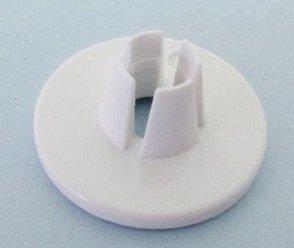 JAN- Small Spool Cover (White)