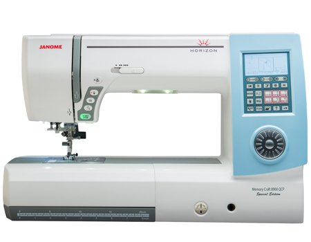 JANMACH- MC 8900 QCPSE