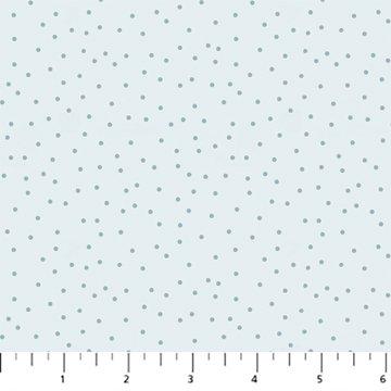 FIGO- Serenity Basics Dots Blue