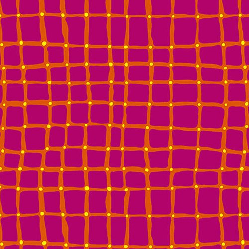 BLANK- Points of Hue Squares With Dots Pink