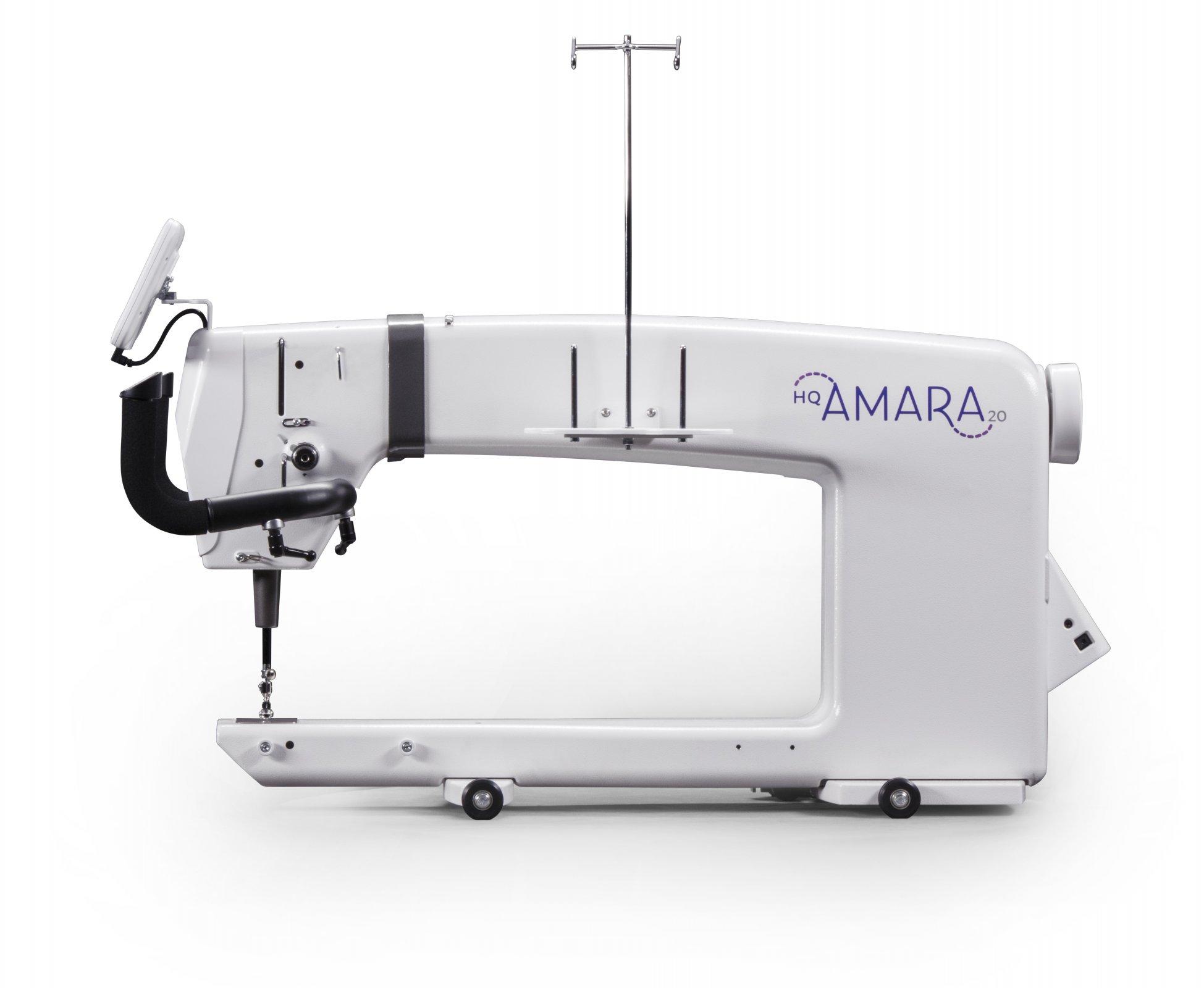 HQ- Amara 20 with ProStitcher & 12' Frame