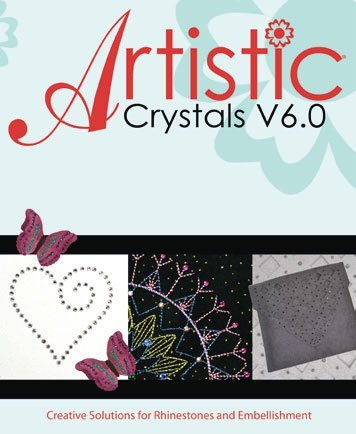 JAN- Artistic Crystals V6.0