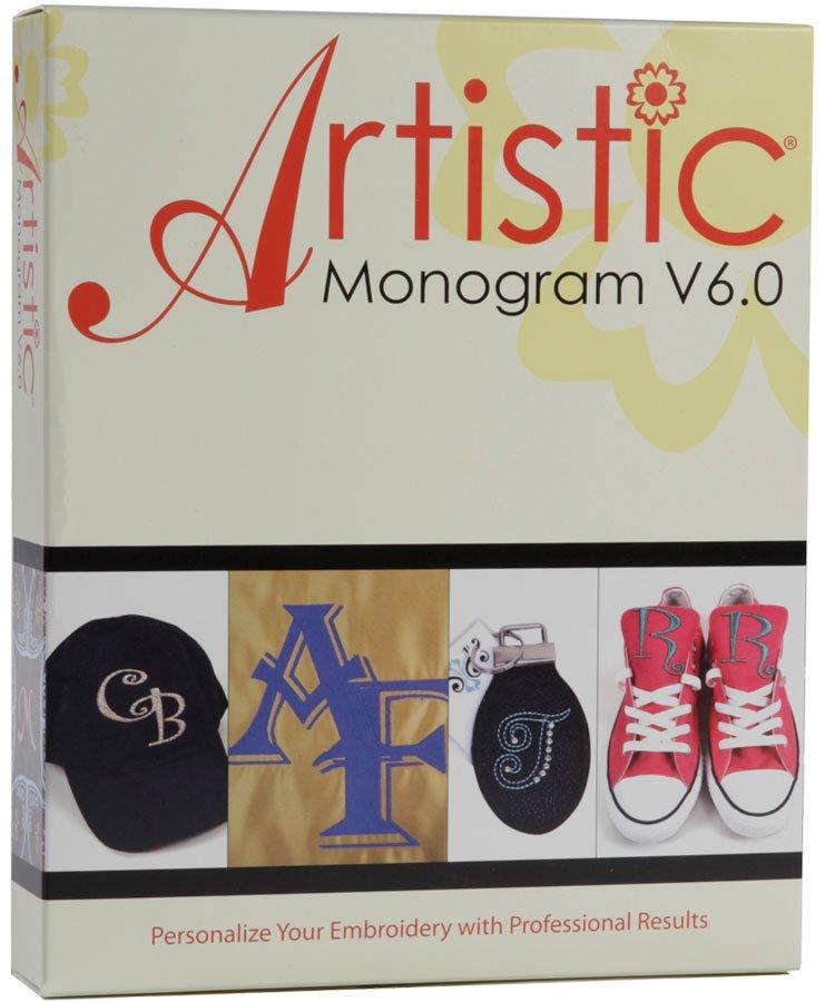 JAN- Artistic Monogram V6.0