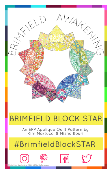 PT- Brimfield Block Star Pattern