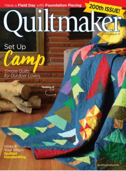 MZ- Quiltmaker - Jul/Aug 2021
