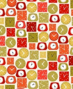 AND- Lila's Kitchen Clocks