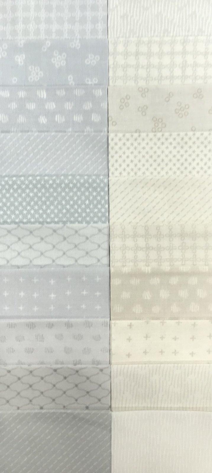 Cloud Whites 2-1/2 Strips