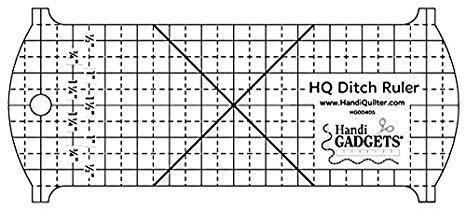 HQ- Ditch Ruler