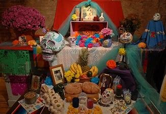Day of the Dead (Dia de los Muertos) Challenge