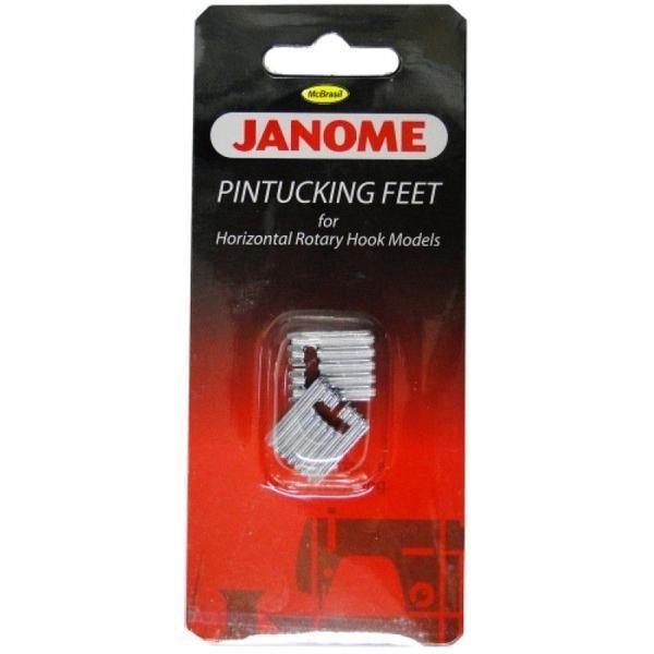 JAN- Pintucking Feet