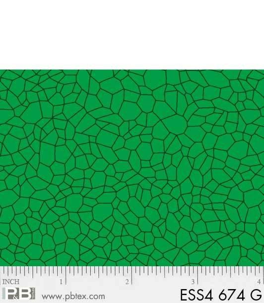 PB- Bear Essentials 4 Net Green