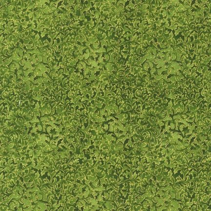 KAUF- Fusions 11 Metallic Evergreen