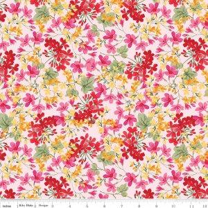 RB- Farmhouse Floral Pink