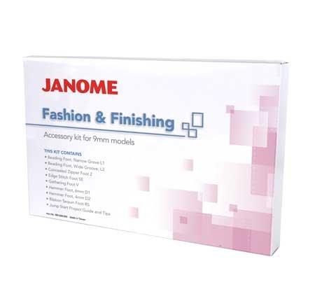 JAN- Fashion & Finishing Kit