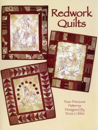 BK- Redwork Quilts