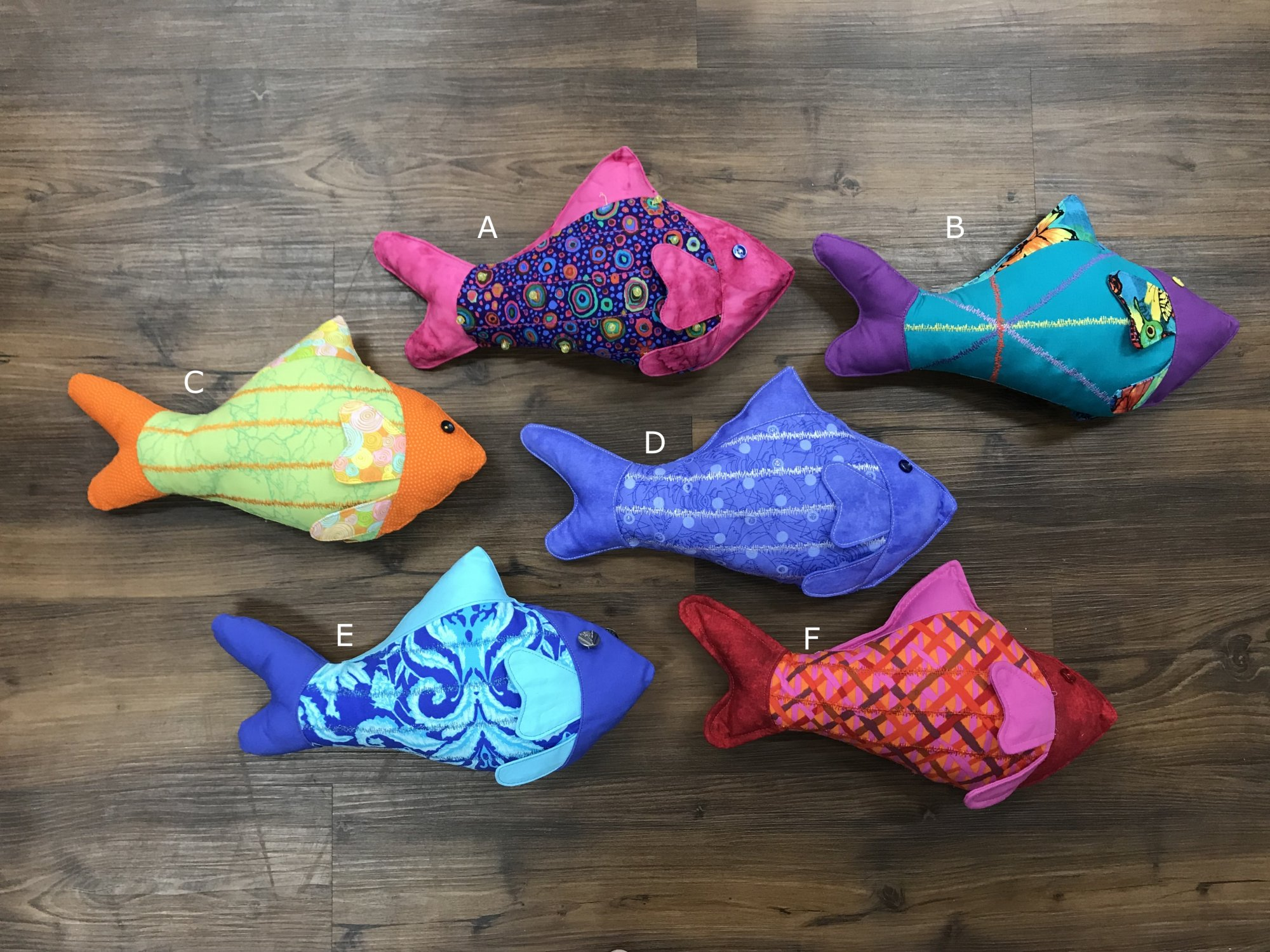 MODEL- Colorful Coral Reef Fish