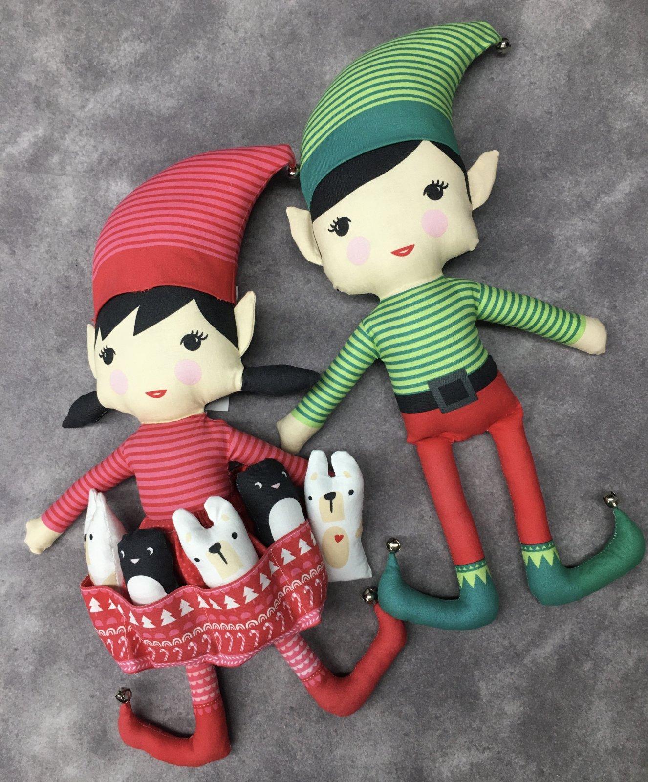 MODEL- North Pole Dolls