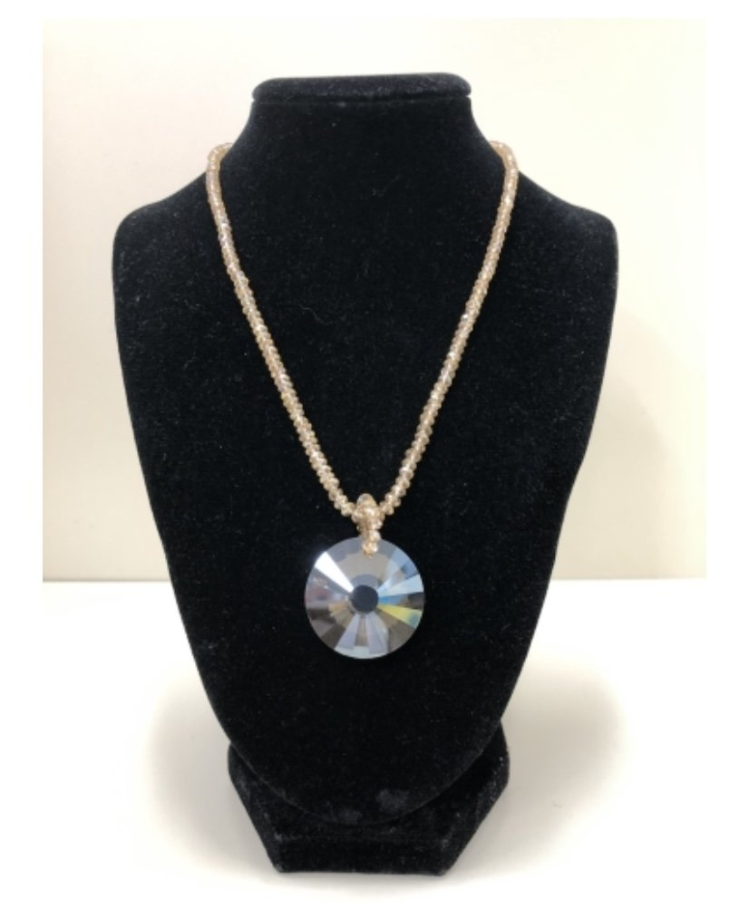 JEWEL- Golden Glow necklace
