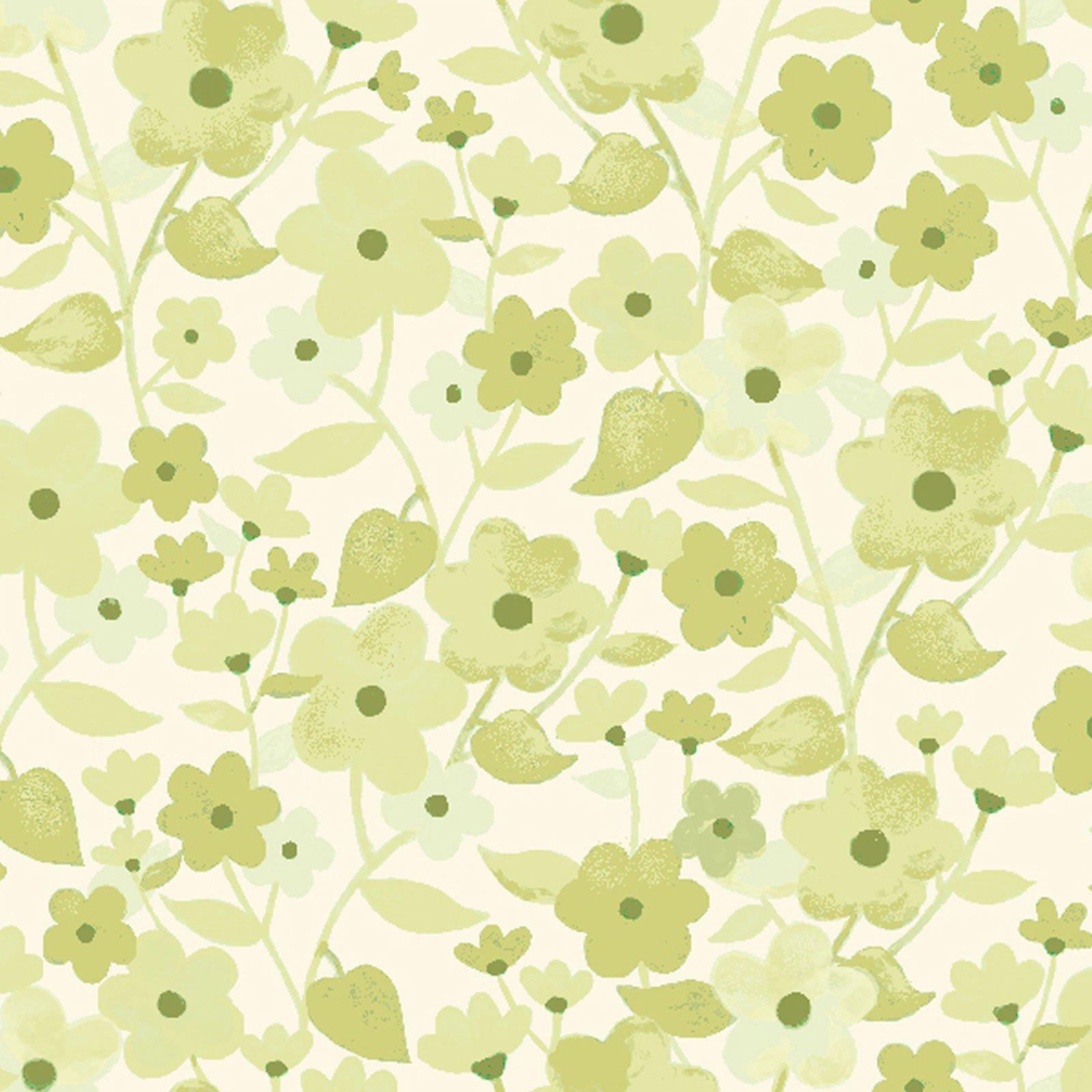 OASIS- Home Tweet Home Calico Green
