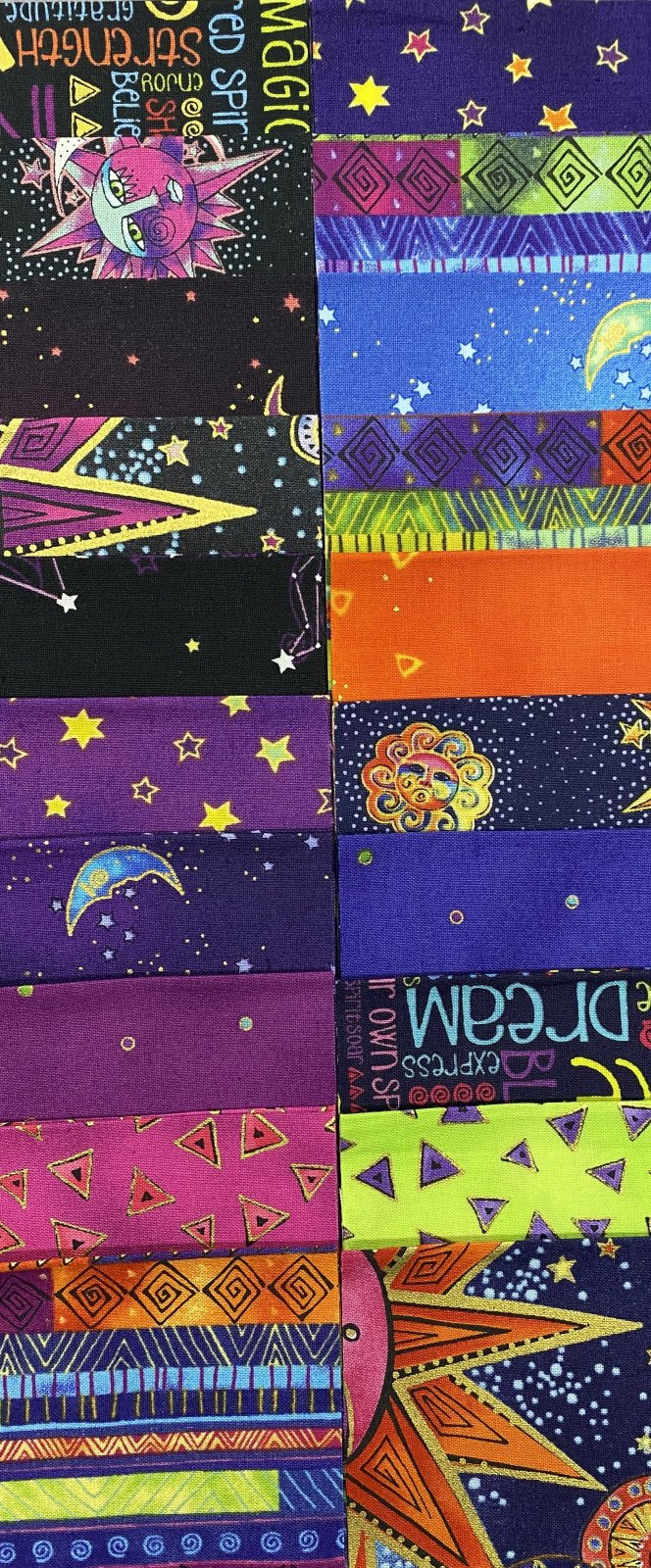 Celestial Magic  2-1/2 Strips