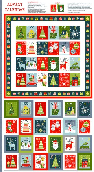 PANEL- Joy Advent Calendar