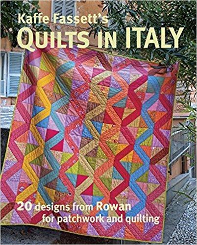 BK- Kaffe Fassett's Quilts In Italy