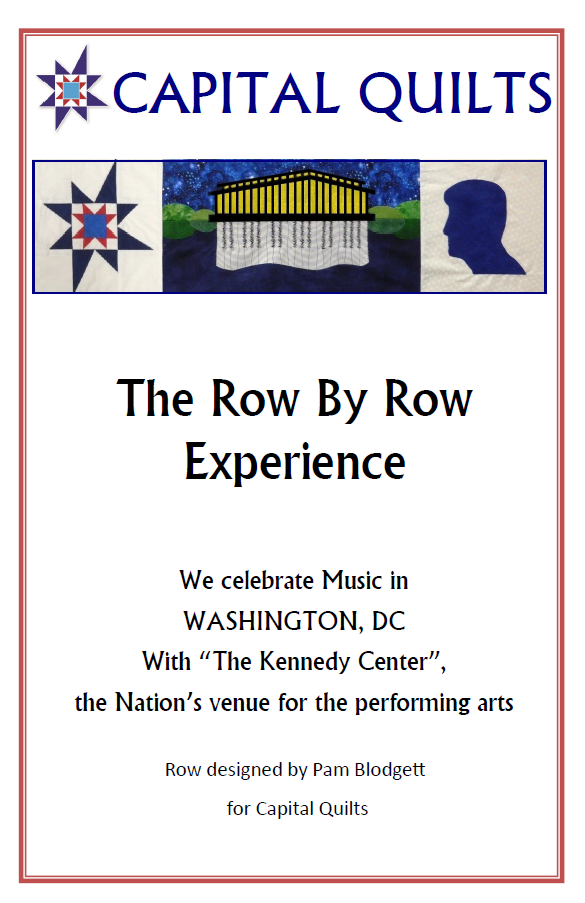 PT- 2018 Row by Row The Kennedy Center