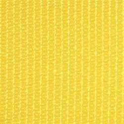 N- Webbing 1 Yellow Polypropylene