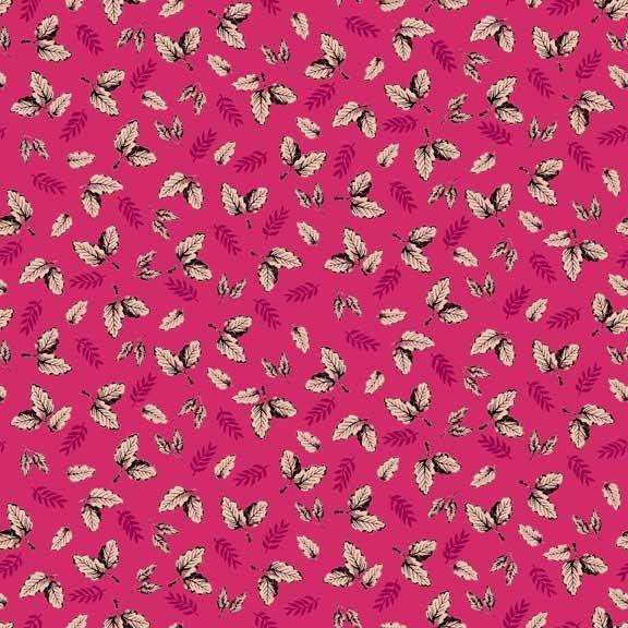 MAK- Botanica Leaves Pink