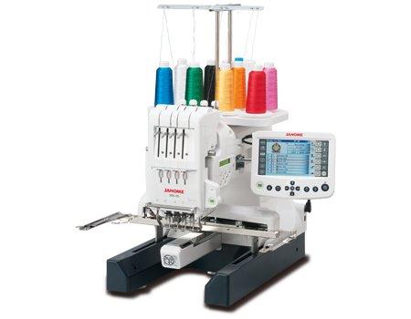 JANMACH- MB4S Embroidery Machine
