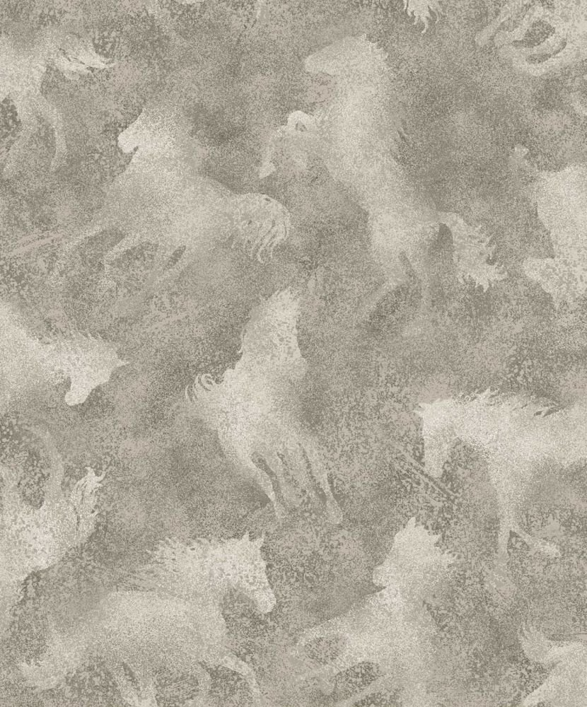 OASIS- Horse Play Light Taupe Tonal