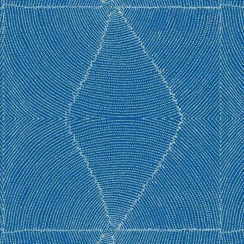 MS- Plum Seeds Blue