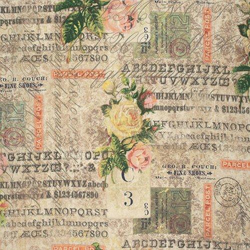 ECLEC- 035 Multi Wallflowers