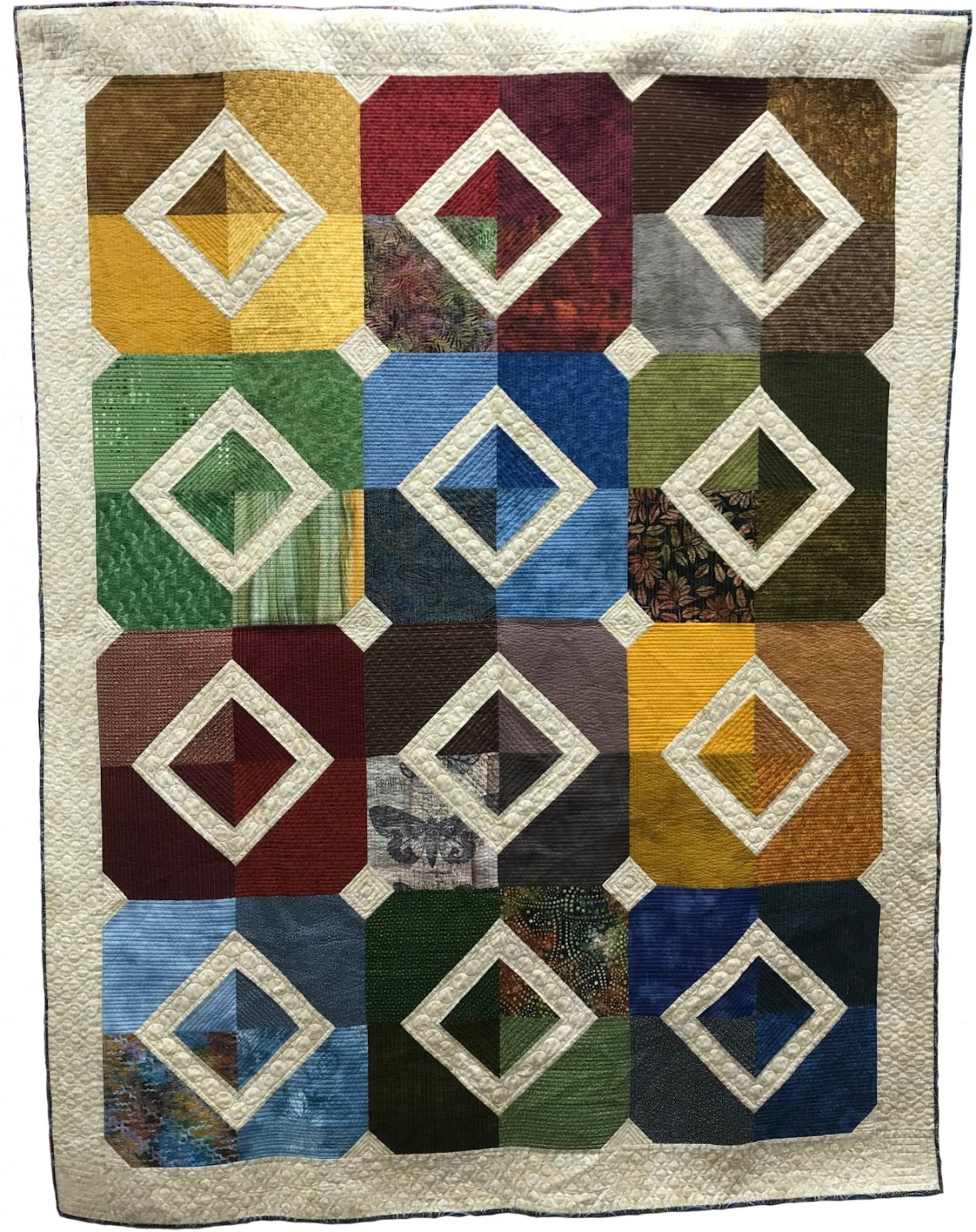 KIT- Quadrangle Quilt