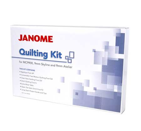 JAN- Quilting Accessory Kit