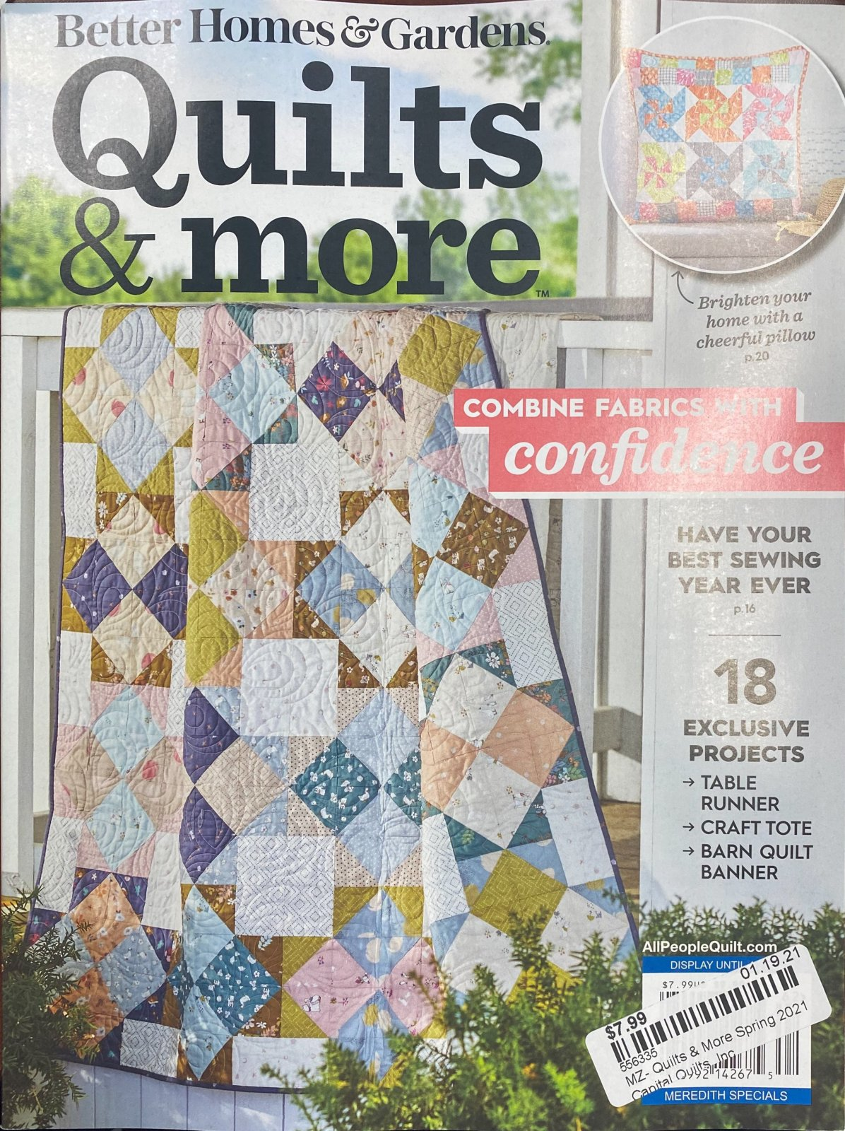 MZ- Quilts & More Spring 2021