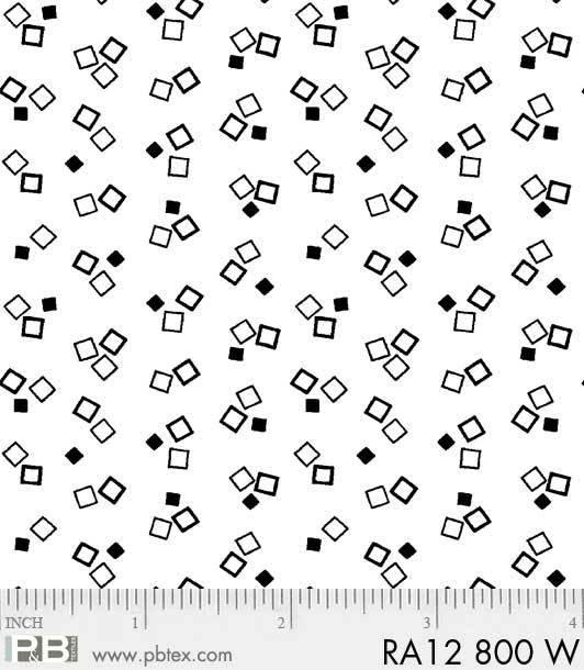 PB- Ramblings 12 Small Squares 800 W