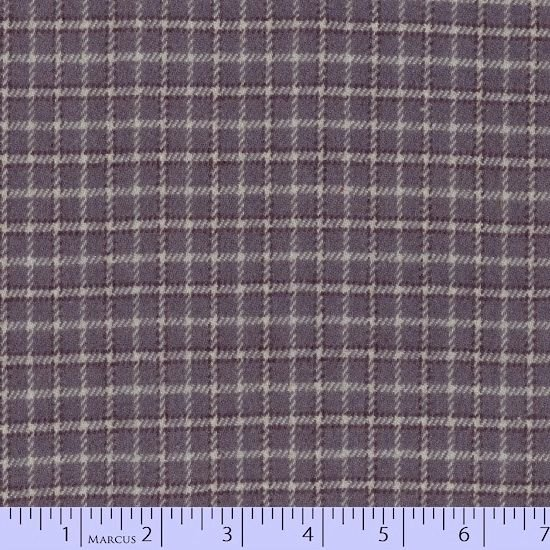 MARCUS- Primo Plaid Plum Flannel