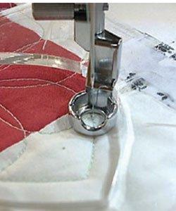 JAN- Ruler Work Foot 9mm