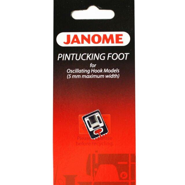 JAN- Pintucking Foot