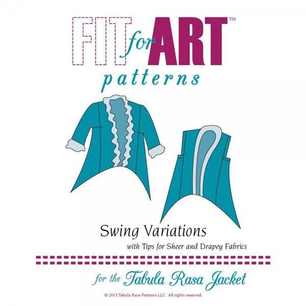 PT- Fit for Art Tabula Rasa Jacket Swing Variations